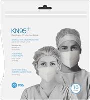 KN95 Respiratory Face Mask