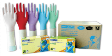 TOP Nitrle Gloves
