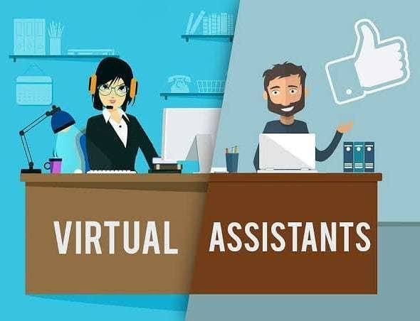 5 Reasons Why You Should Hire A Virtual Assistant