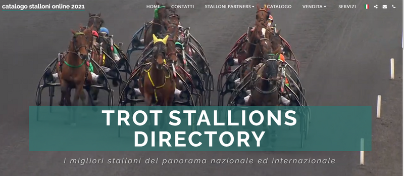Catalogo stalloni online 2021