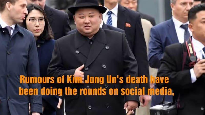 Iniulat ni N.Korea Dictator Kim Jong-Un Patay na Patay na Sabi ng Mga Media Outlets Sa Tsina, Japan
