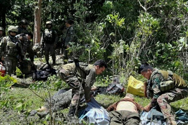Soldiers dead in military encounter with NPA in Zamboanga del Sur