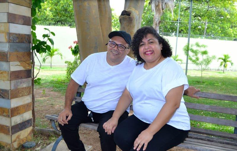 Jossandra Barbosa e Valdirez Navarro