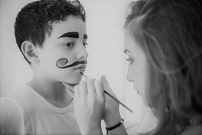 L'atelier de maquillage enfants