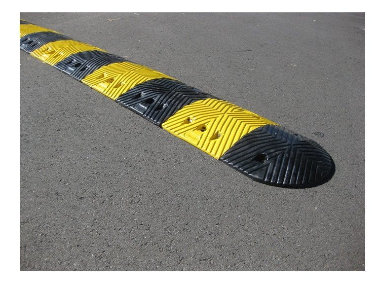 road hump speed bump supply and install
