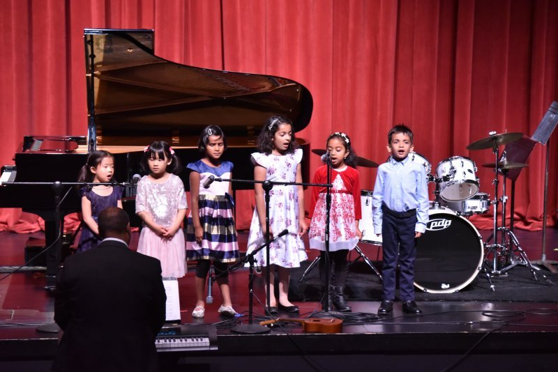 Online Children Choir