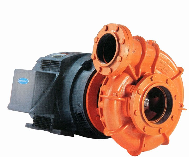 Pentair Berkeley B-Series Close Coupled Motor Drive Centrifugal Pumps