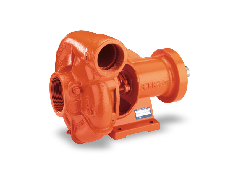 Pentair Berkeley B-Series Frame Mount Centrifugal Pumps