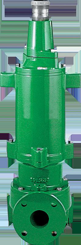 Pentair Myers VH(X)30, VH(X)50 & VH(X)75 Centrifugal Grinder Pumps