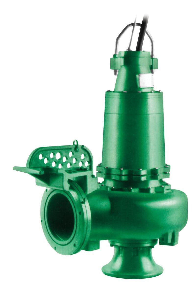 "Pentair Myers 12VL/12VLX 12"" Solids Handling Pump"