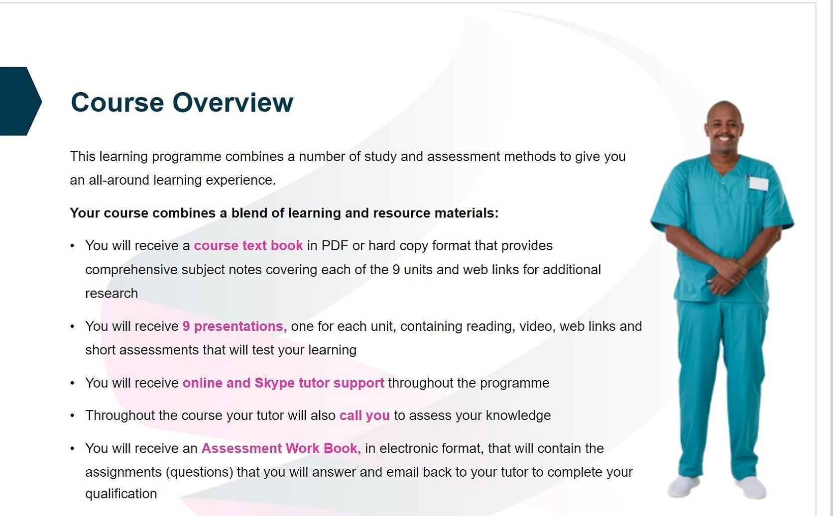 IQ Level 3 Program - an education presentation