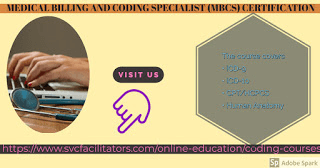 Image describing medical biling and coding specialist certification course