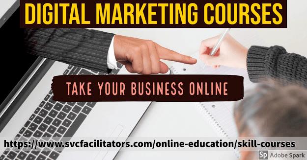 Image describing digital marketing course