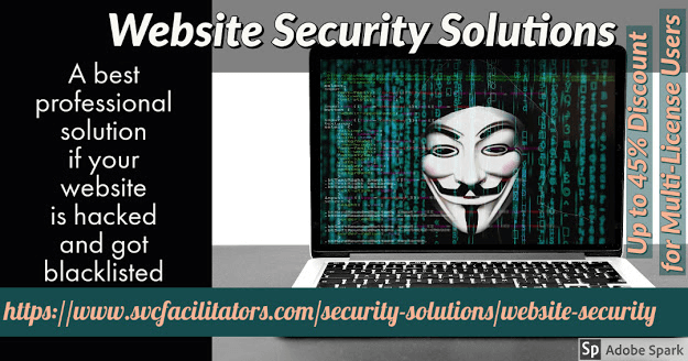 Website security solutions