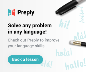 With Preply an online learning platform learning languages can be made easy as well as interesting