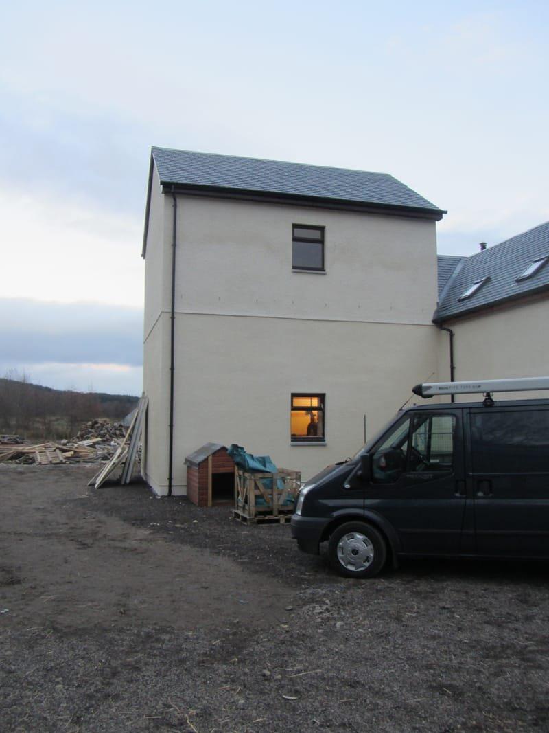 Tulloch Ringing Centre, Scottish Highlands.