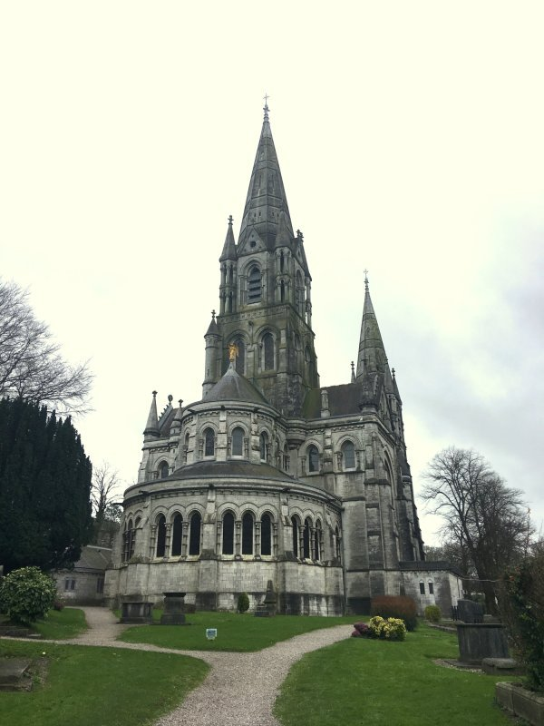 Cork (Cathedral of St Fin Barre).