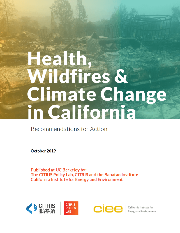 Health, Wildfires and Climate Change