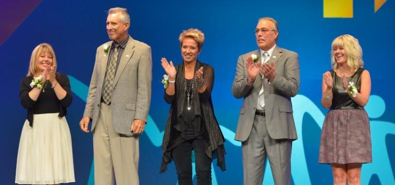 Giving Out Hope at Good Neighbor Awards Gala