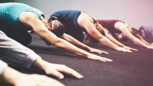 yoga for ms