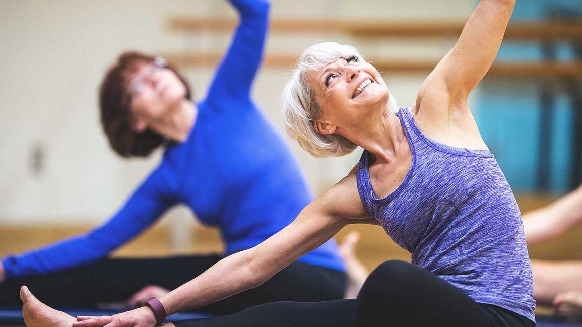 yoga benefits ms