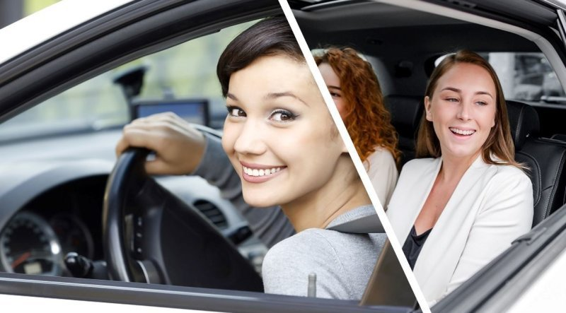 Lady Drivers