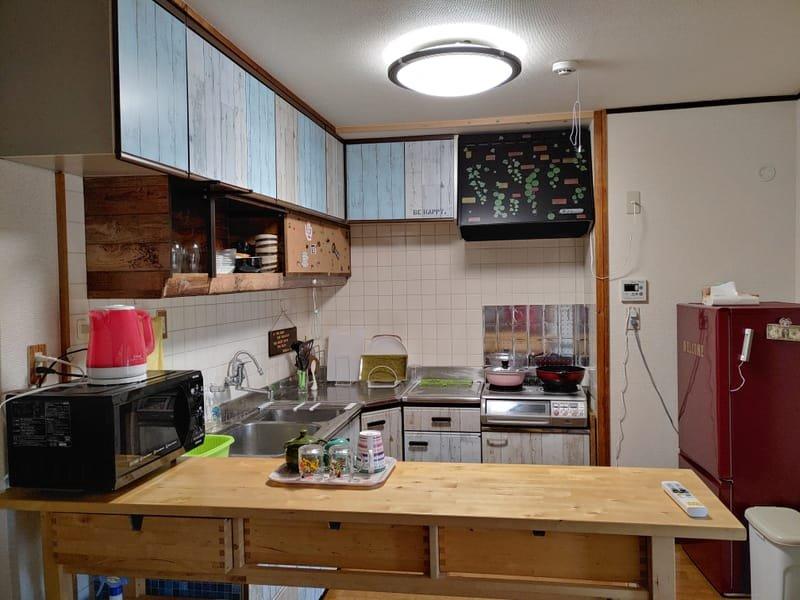 キッチンあります