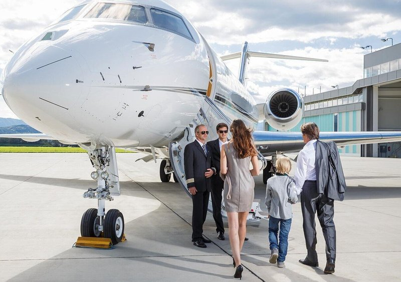 World-class Private Air Charter