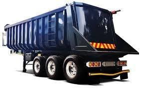 Side Tipper Truck