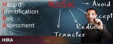 Hazard Identification & Risk Assessment (HIRA)