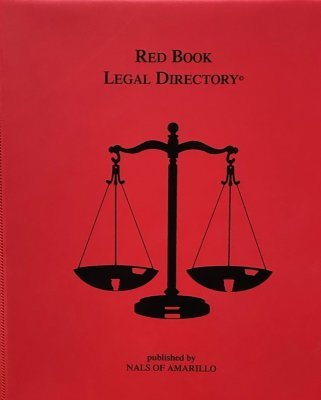 2021 RED BOOK LEGAL DIRECTORY