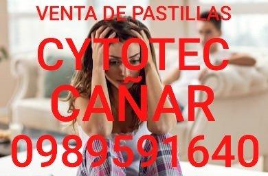 DONDE PUEDO CONSEGUIR PASTILLAS CYTOTEC EN AZOGUES 0989591640