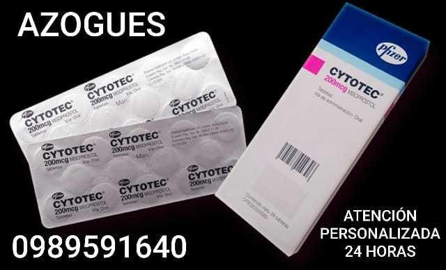 MÉTODO ABORTIVO SEGURO CON PASTILLAS CYTOTEC EN AZOGUES 0987078595