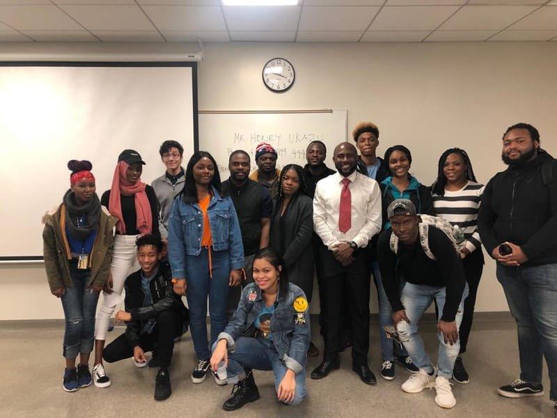Leadership & Empowerment Training