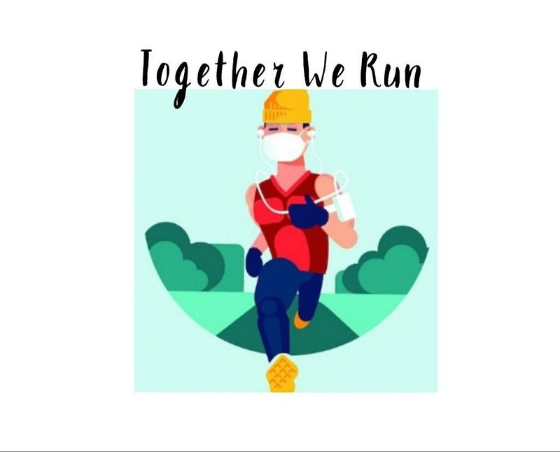 WE ALL RUN TOGETHER : THE VIRTUAL 5K & 1 MILE RUN/WALK THAT MAKES A DIFFERENCE 10/24/2020