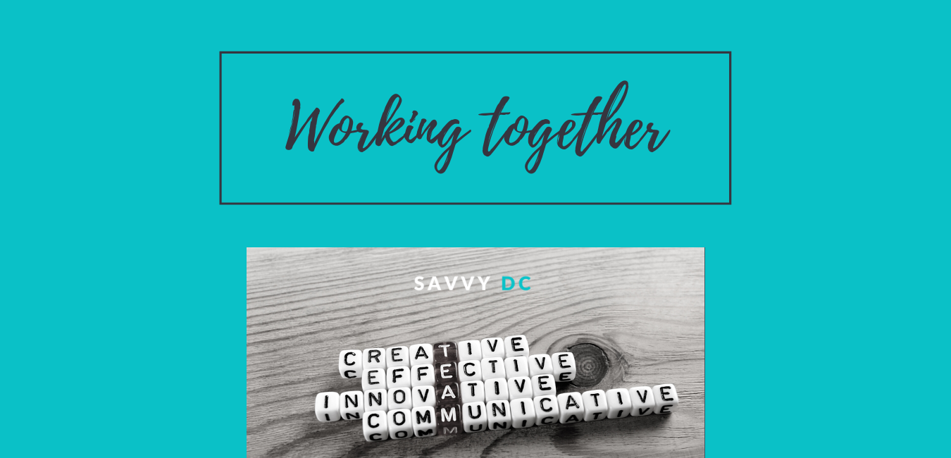 Savvy_DC_Virtual_Assistant_Services_Working_Together