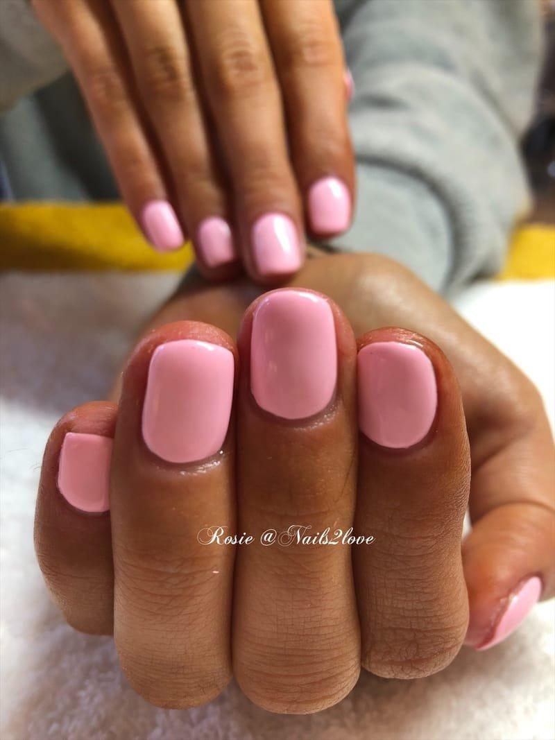 Gel Nail Treatments