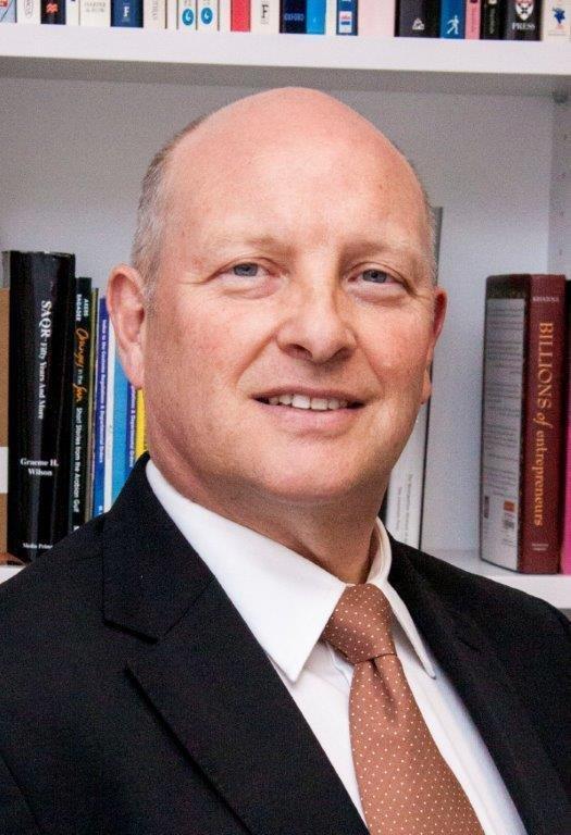 Professor David Widdowson AM