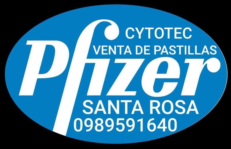 CYTOTEC MISOPROSTOL DE 200 mcg LABORATORIOS PFIZER EN GUALACEO 0987078595