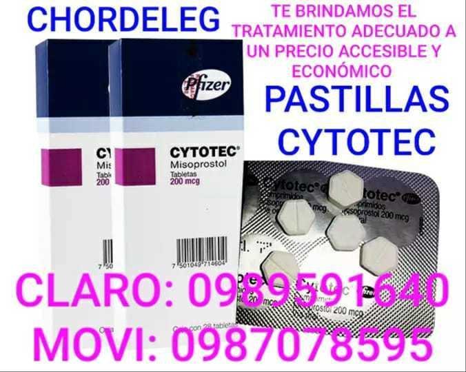 ENTREGA DIRECTA DE PASTILLAS CYTOTEC EN GUALACEO 0987078595