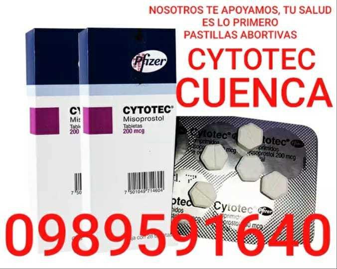 VENTA DE CYTOTEC SIN RECETA EN GUALACEO 0987078595