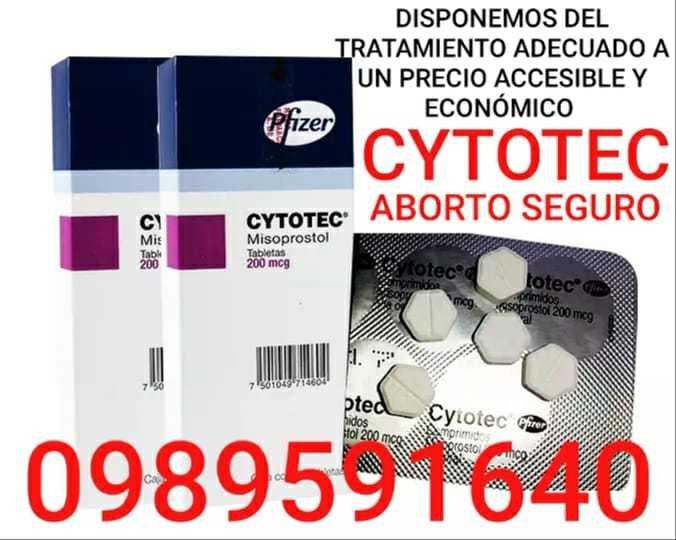VENTA DE CYTOTEC EN GUALACEO 0989591640