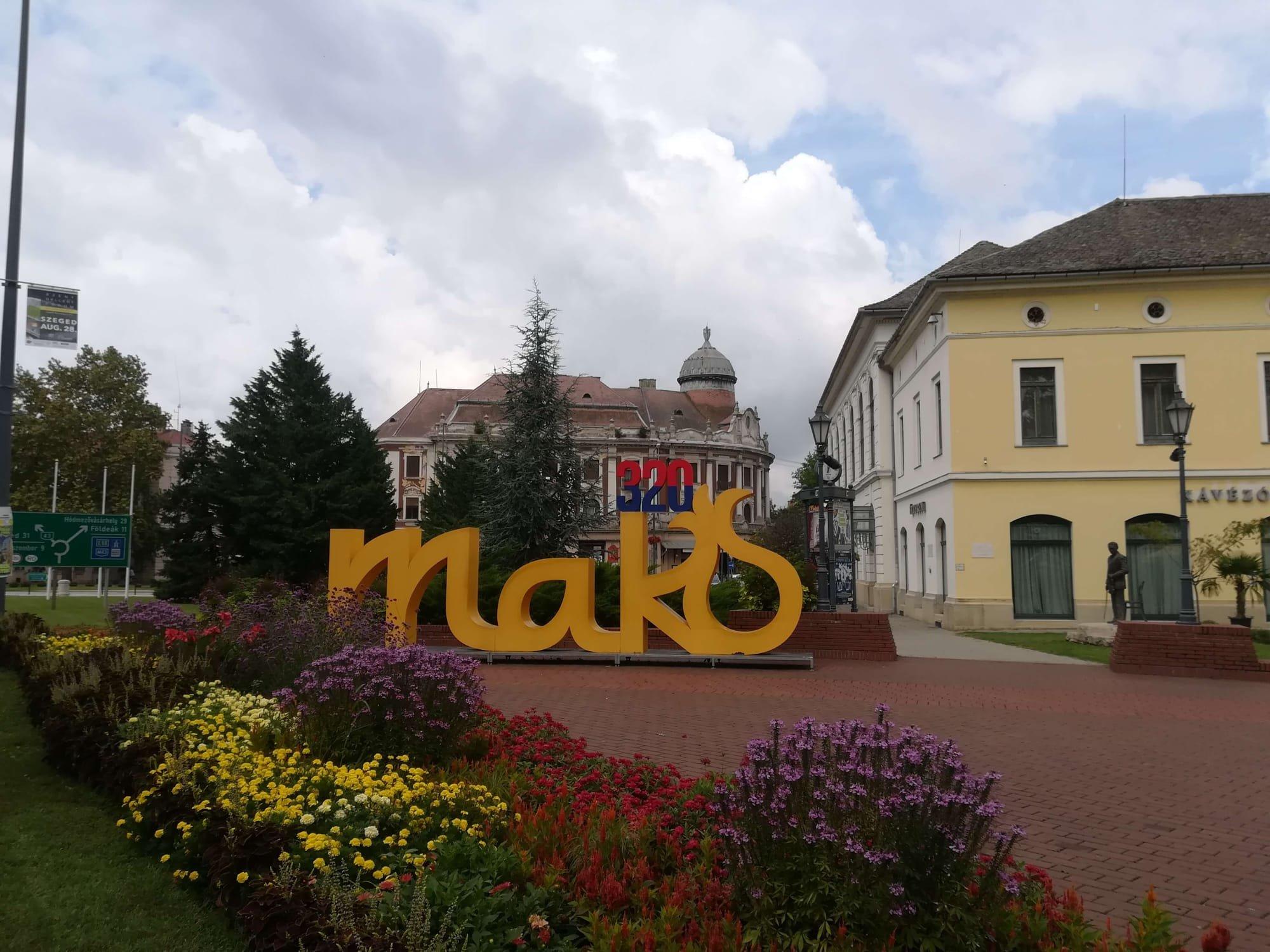 orasul MAKO 320 de ani