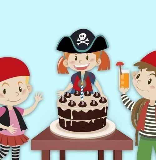Piratas à Solta