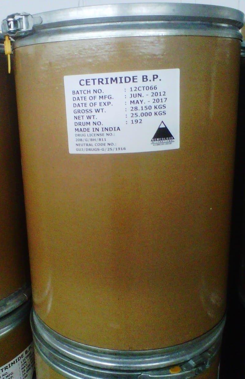 Cetrimide BP - CAS 1119-97-7