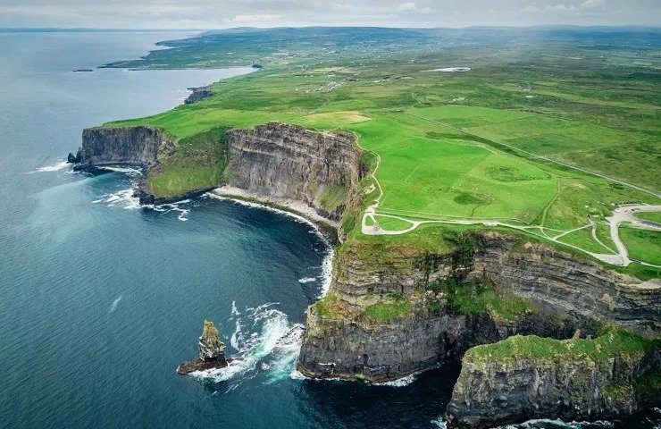 Irlanda - A Ilha Esmeralda