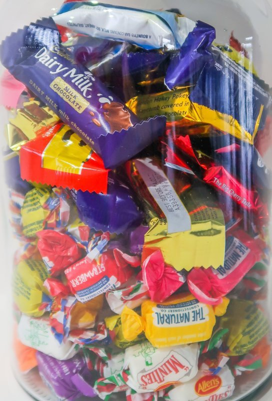 Chocolates and Lollies