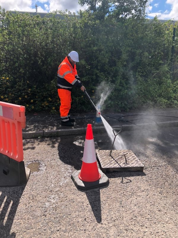 Drain Cleaning in barnsley and other surrounding areas.