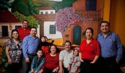 The Lopez Family Welcomes You to El Pueblito!