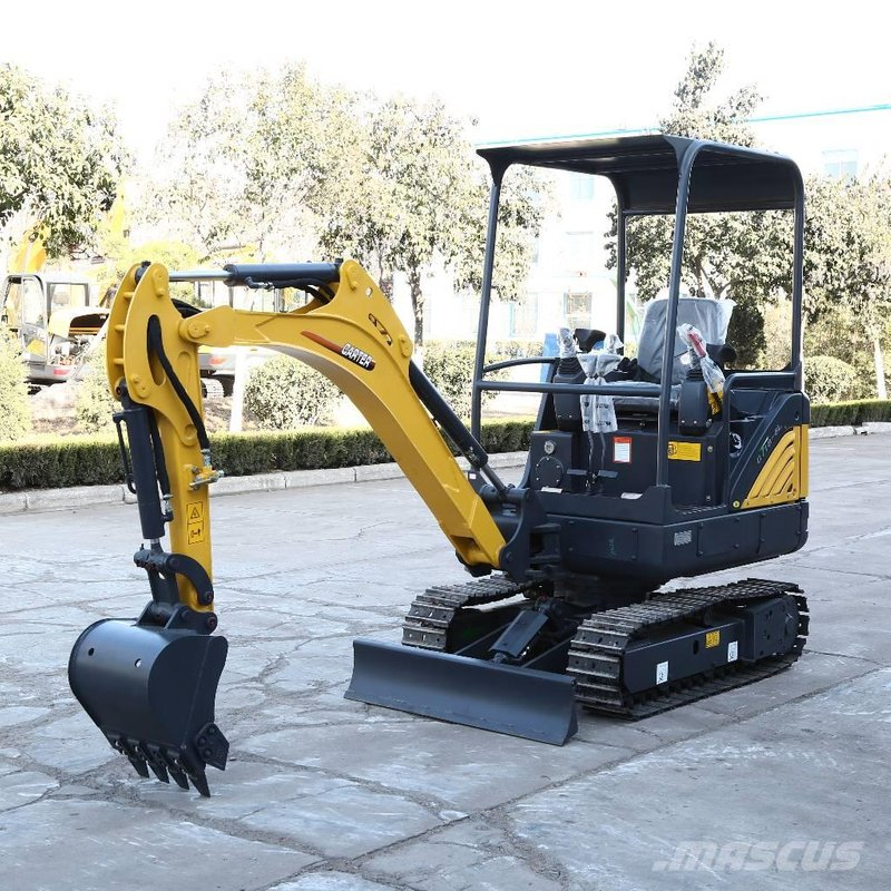 Carter CT16 Mini Digger Hire Prices